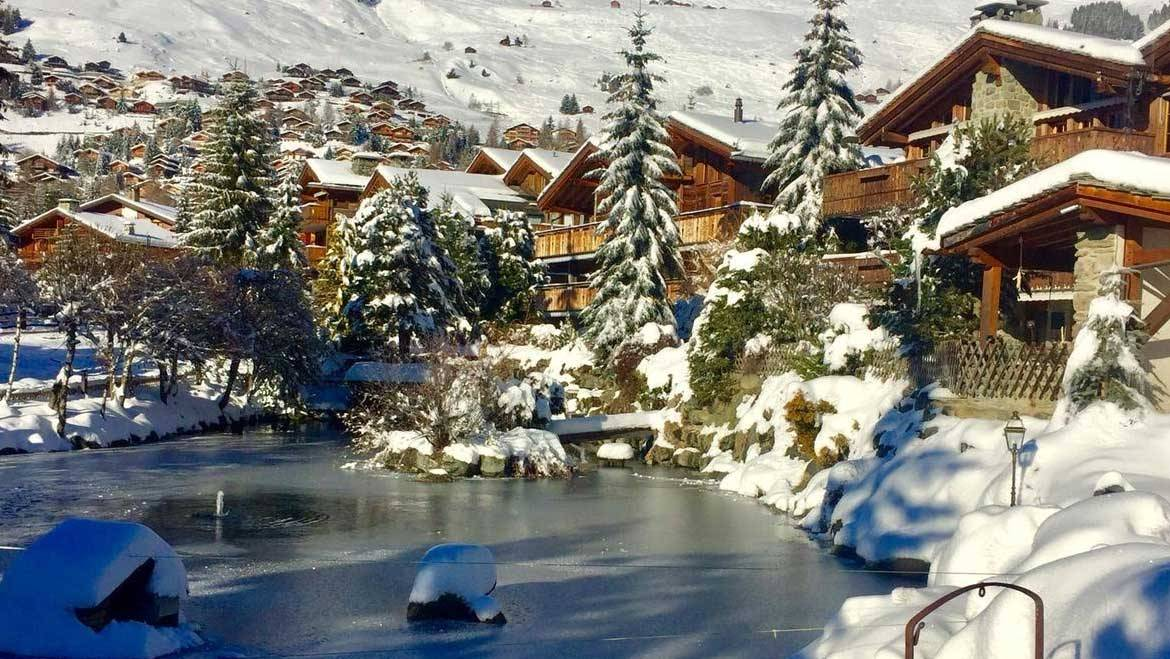 Verbier Switzerland skiing holiday tips