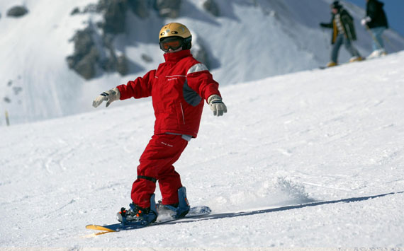 where to snowboard