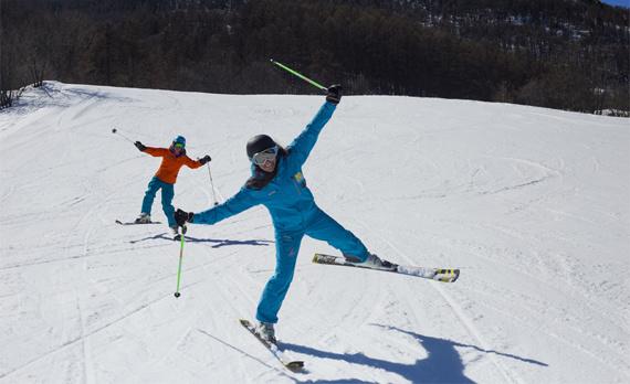 ski à verbier